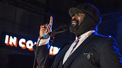 Gregory Porter sings Consequence Of Love for Radio 2 in Concert