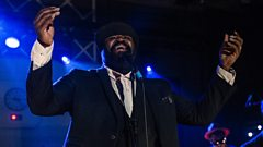 Gregory Porter sings Hey Laura for Radio 2 In Concert