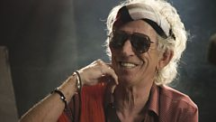 "Keith Richards: ""If I don't do this, somebody else will."""
