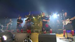 Red Hot Chilli Pipers – Pressed For Time