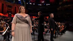 BBC Proms - Richard Wagner: Die Walküre – final scene