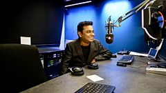AR Rahman on Bobby Friction