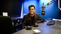 Music extraordinaire AR Rahman