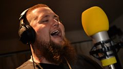 Rag N Bone Man live from Maida Vale