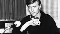 Paul Morley's David Bowie Mixtape for Late Junction