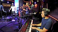 Live Lounge - Jonas Blue and JP Cooper