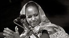 Sahrawi singer Aziza Brahim