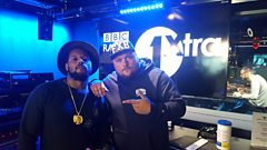 Charlie chats to Schoolboy Q