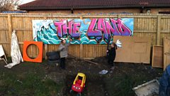 The Land project in Wrexham
