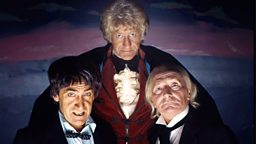 Image for The Three Doctors
