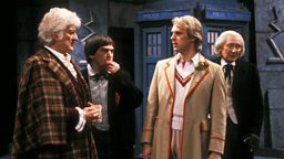 Image for The Five Doctors
