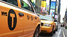 Image for New York cabbies, drones and Kevin Costner