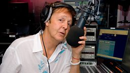 Image for Paul McCartney At The BBC