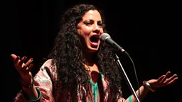 Image for Tunisian singer Emel Mathlouthi