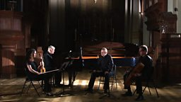 Image for Cage, Feldman, Reich, Monk, Part and Benjamin