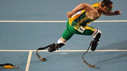 Image for Oscar Pistorius's impact on disabled sports