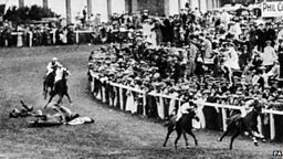 Image for The Davison Derby – A fight to the death for women's rights on Epsom Downs