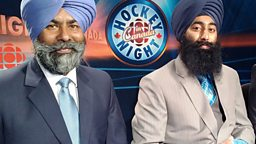 Image for Hockey Night in Canada… Punjabi Style!