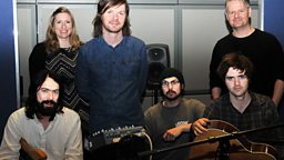 Image for Roddy Woomble in session