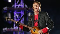 Image for Sir Paul McCartney
