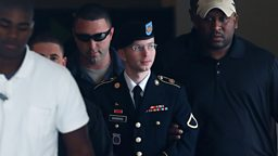 Image for Thirty-five Years for Bradley Manning