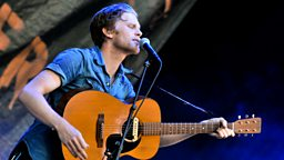 Image for The Lumineers - Reading Festival highlights