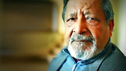 Image for The Strange Luck of V.S. Naipaul