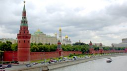 Image for The threat to Moscow's architecture