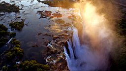 Image for Victoria Falls - The Smoke that Thunders