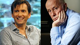 Image for David Tennant interviews Richard Wilson