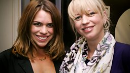 Image for Thursday - Sara Cox with Billie Piper