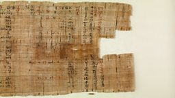Image for Rhind Mathematical Papyrus