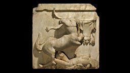 Image for Parthenon Sculpture: Centaur and Lapith