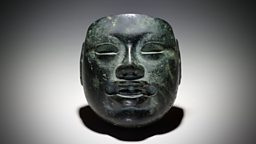 Image for Olmec Stone Mask
