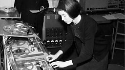 Image for Sculptress of Sound: The Lost Works of Delia Derbyshire