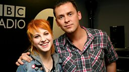 Image for It's Hayley Off Of Paramore & Funny Man Alan Carr!!