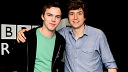 Image for Monday - Greg meets Nicholas Hoult
