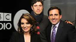 Image for Tina Fey and Steve Carrell