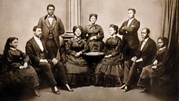 Image for The Jubilee Singers