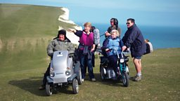 Image for East Sussex - South Downs Way: Eastbourne