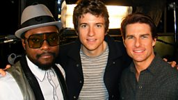 Image for Friday - Tom Cruise and Will.I.Am