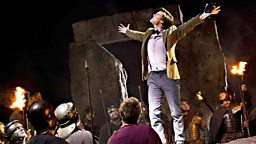 Image for The Pandorica Opens