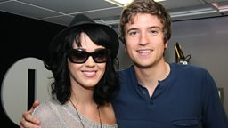 Image for Thursday - Katy Perry is Greg's mystery guest!