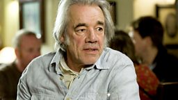 Image for Roger Lloyd Pack; cuts in arts budgets