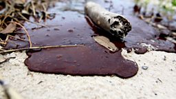 Image for Oil Spill Hangover