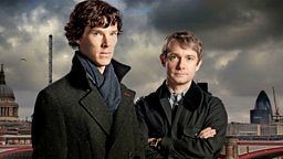 Image for Sherlock Holmes in the 21st century on TV