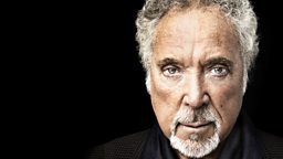 Image for Singer Tom Jones