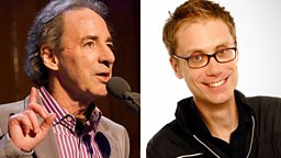 Image for Harry Shearer interviews Stephen Merchant