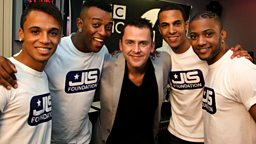 Image for JLS drop in!