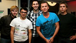 Image for Scott catches up with The Inbetweeners